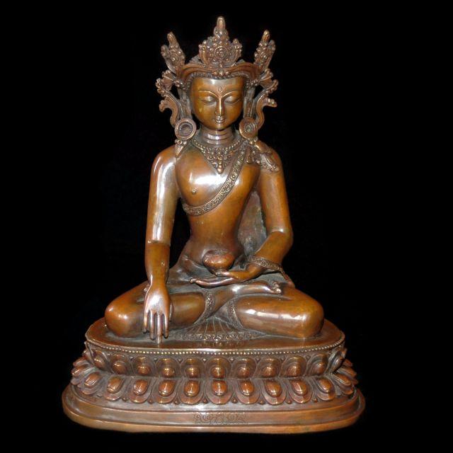 Seated Nepalese Buddha